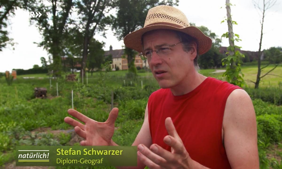 Doku: Landwirtschaft ohne Dünger und Traktor. Permakultur am Schloss Tempelhof